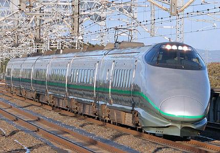 座席探訪 400系山形新幹線つばさ